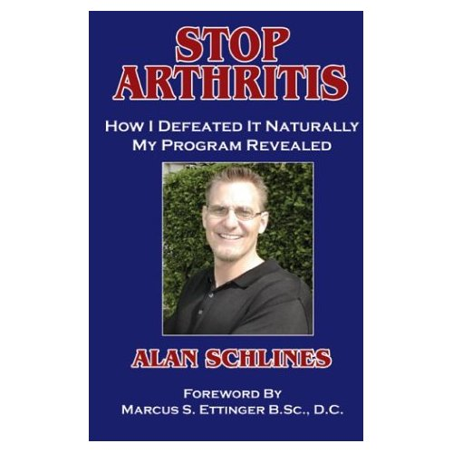 There is a cure for arthritis – Reactive Arthritis (Reiter's Syndrome)
