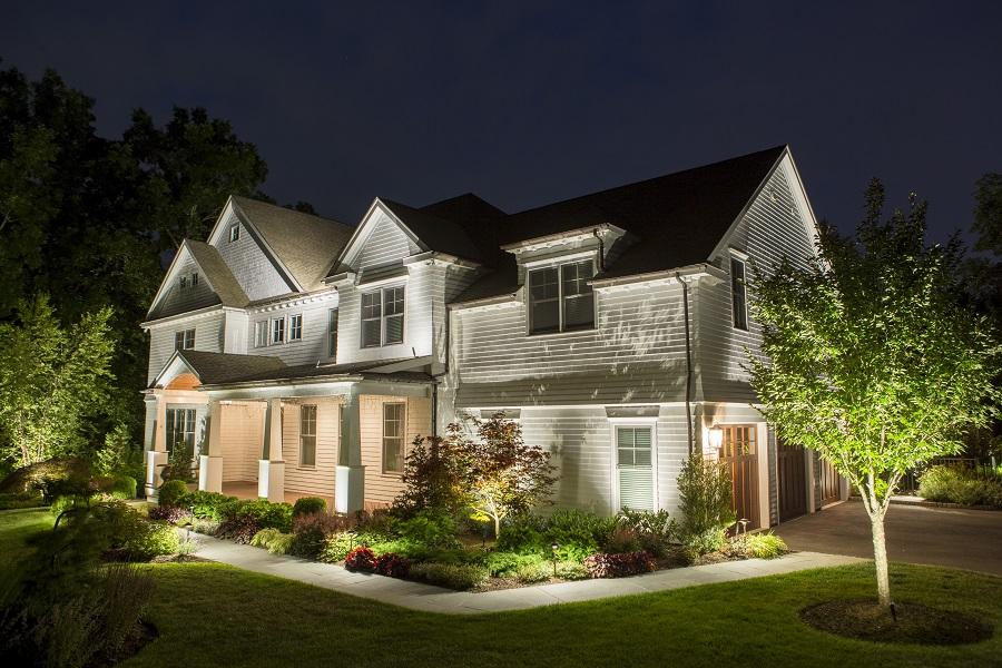 outdoor lighting control