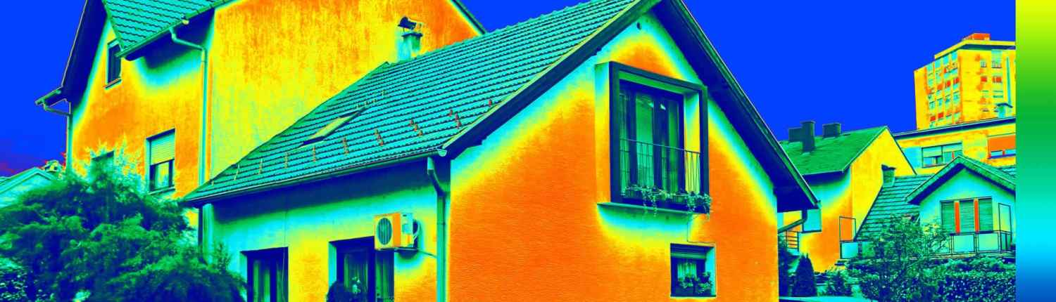 Thermal scans - Infrared scans - thermography - advanced home inspections of florida