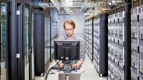 Gerenciamento de servidores de aplicação - Advanced IT