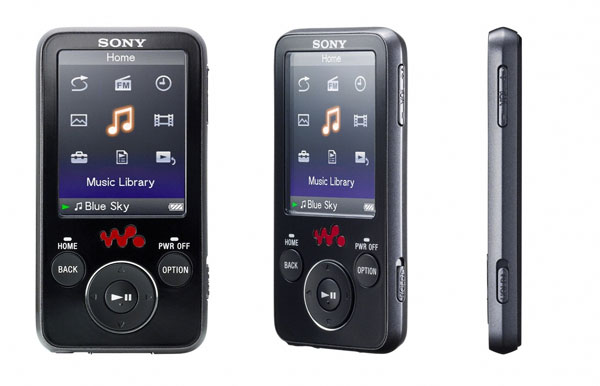 Sony NWZ-E438 8GB Walkman MP4 Video Player & FM tuner