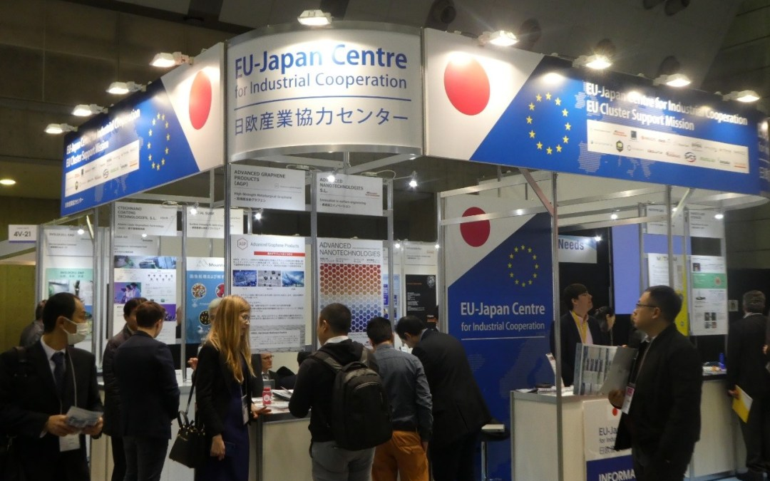 Advanced Nanotechnologies takes part on a mission on nanotechnologies boosted by the EU-Japan Centre for Industrial Cooperation in Japan