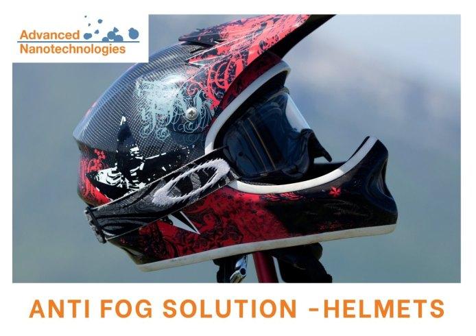 helmet visors anti fog