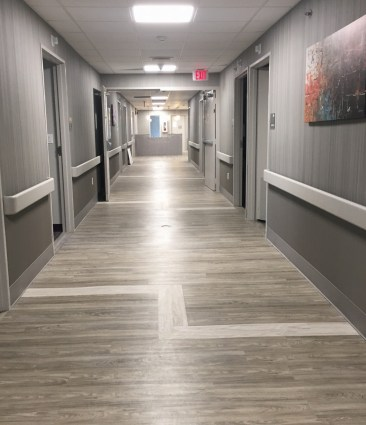 New Sub-acute Unit at Advanced Center for Nursing and Rehab