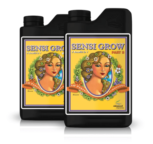pH Perfect® Sensi Grow Parts A & B