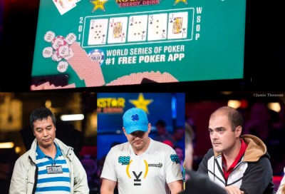 WSOP Main Event Hand