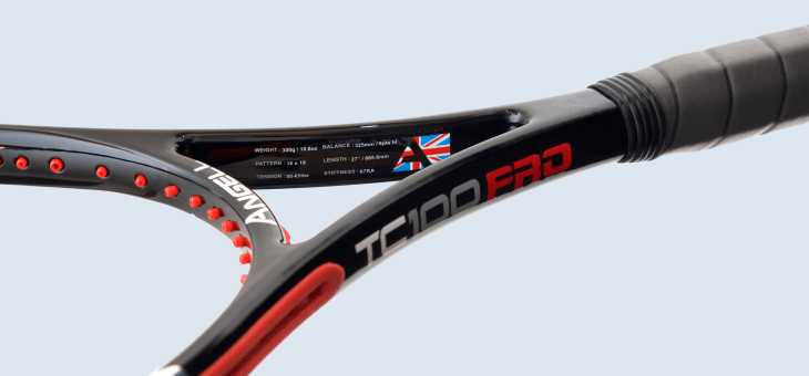 Angell Rackets Now in Stock