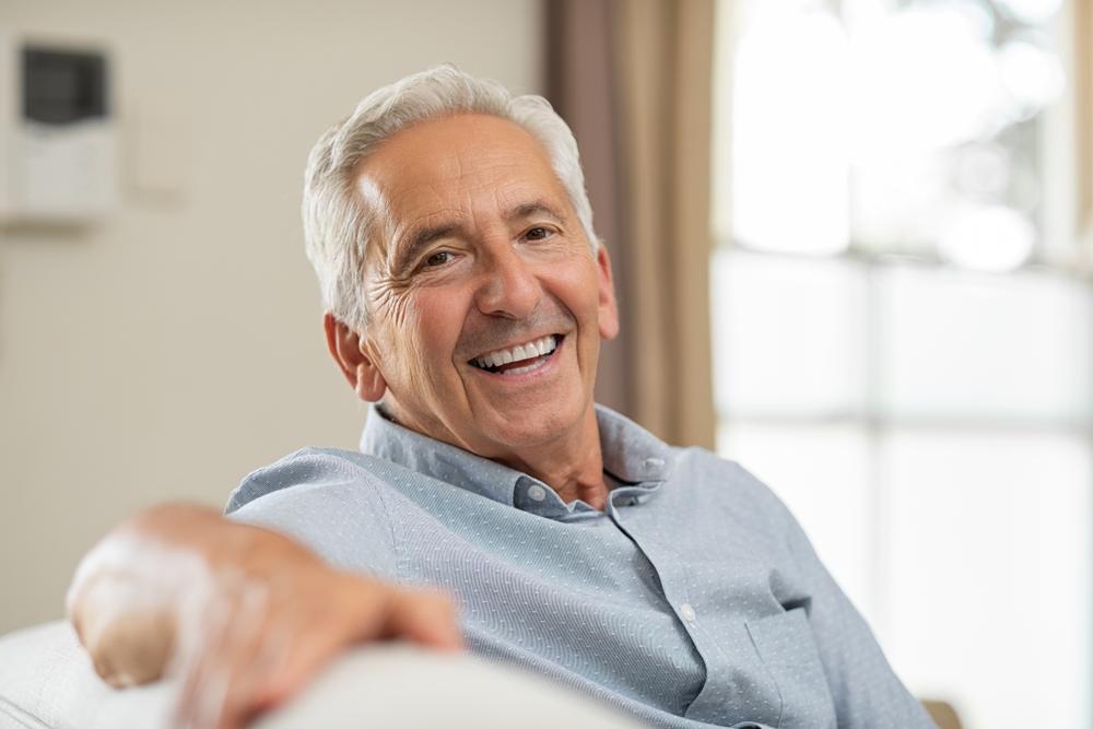 60 year old man