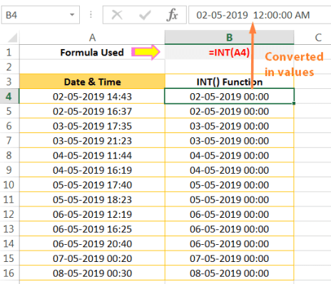 WHY DATE FORMAT NOT CHANGING IN EXCEL-4