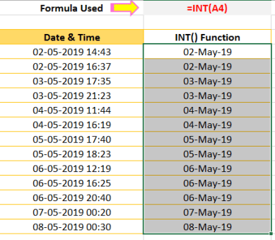 WHY DATE FORMAT NOT CHANGING IN EXCEL-9