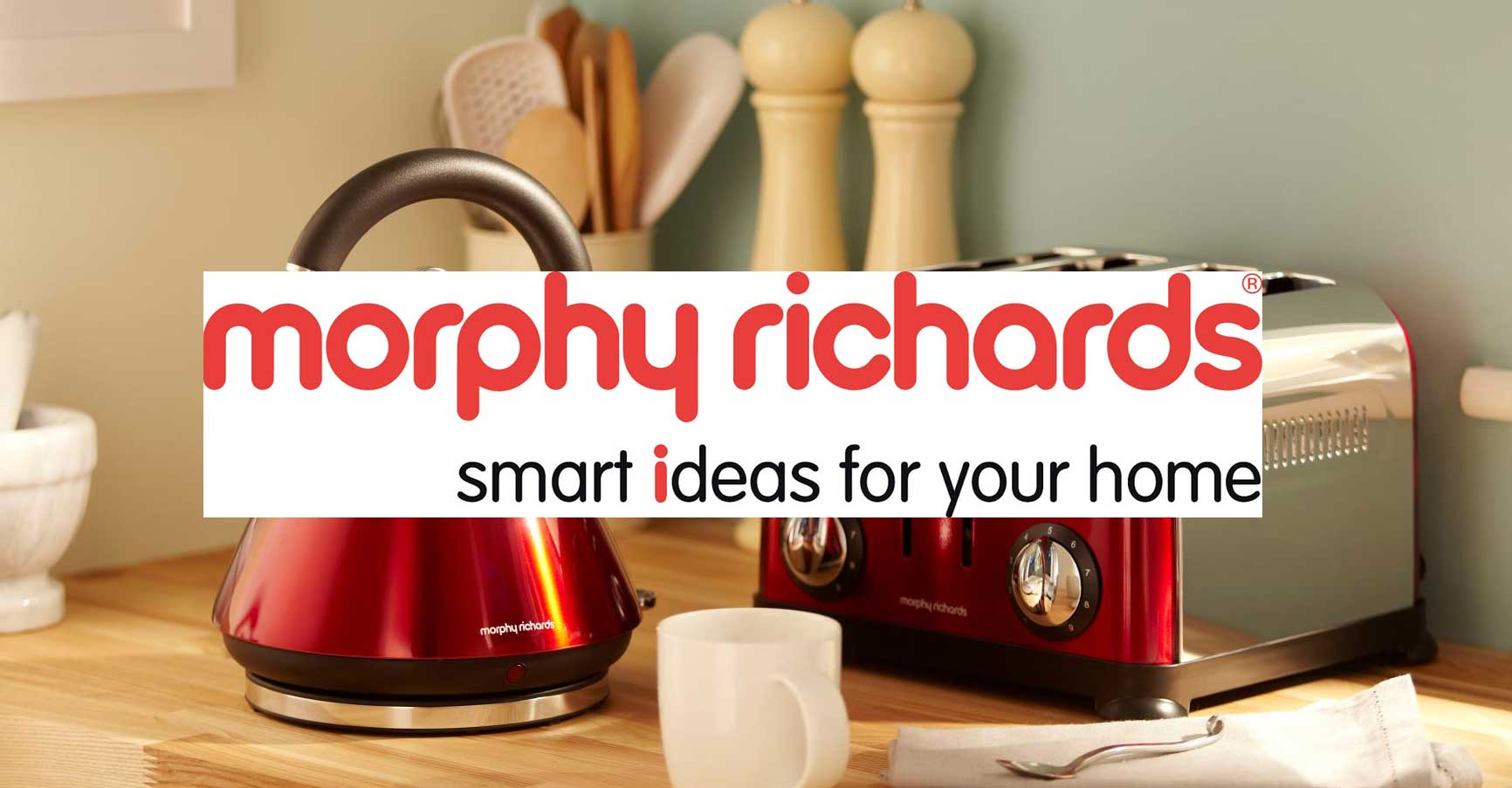 Morphy Richards Toasts AdvanceFirst's EDI Solution