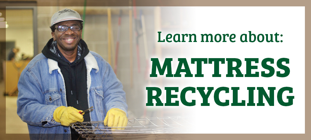 Mattress Recycling