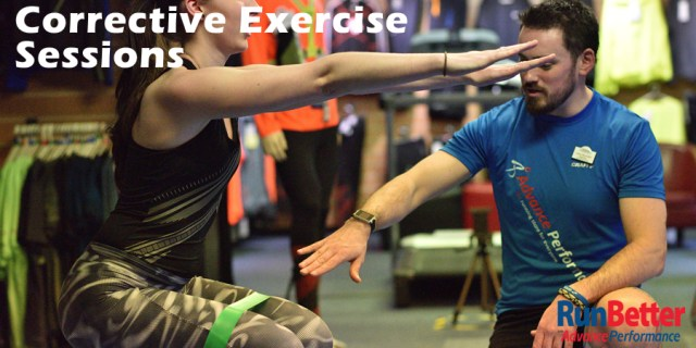 RunBetter Corrective Exercise Sessions
