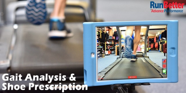 RunBetter gait analysis