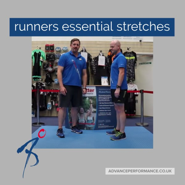 Runners Essential Stretches
