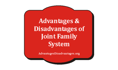 Pros and Cons of Joint Family System