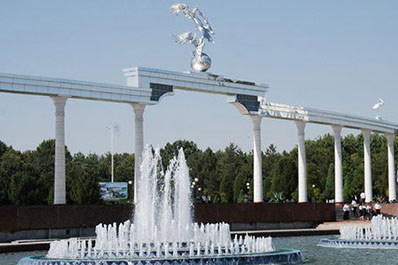 Recent History of Uzbekistan