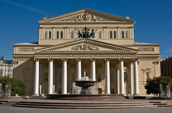 Большой театр, Москва - история и современность