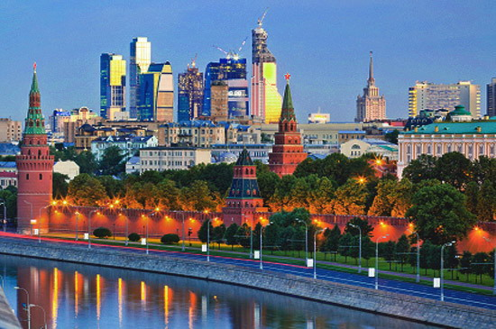 Moscow, Russia - City Guide, Hotels & Tours