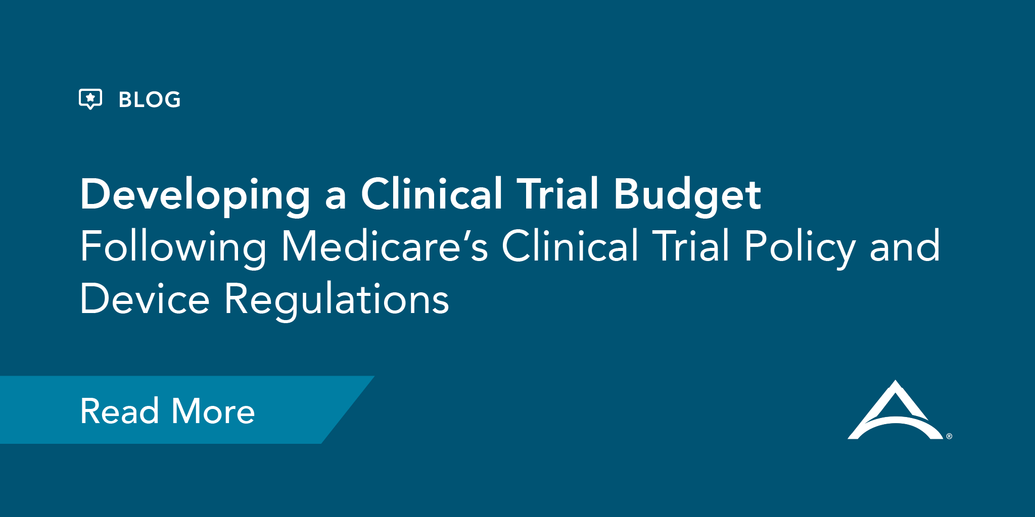 Developing A Clinical Trial Budget Following Medicare S