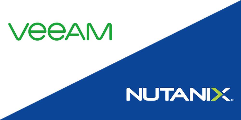 Veeam and Nutanix