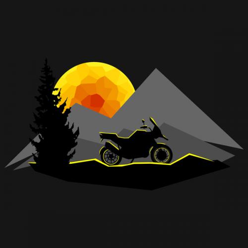 Bike-and-Sun