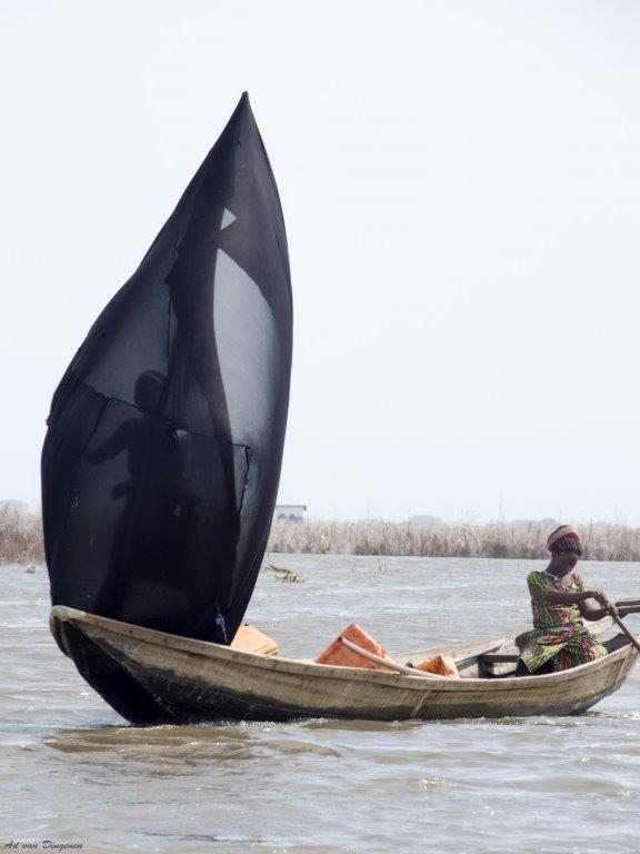 Sailing Benin