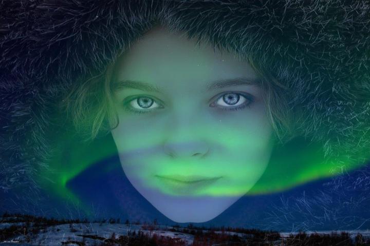Noorder bondgirl-oog 2004