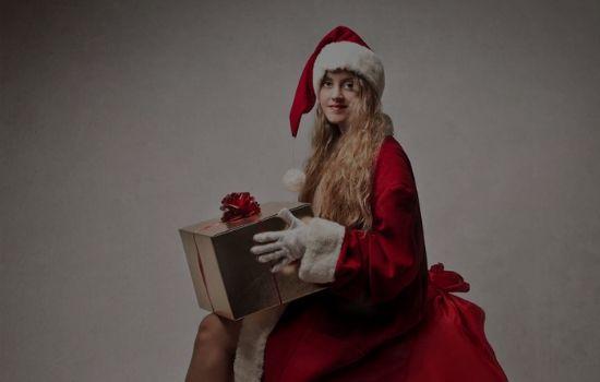 Lag julekalender selv til henne