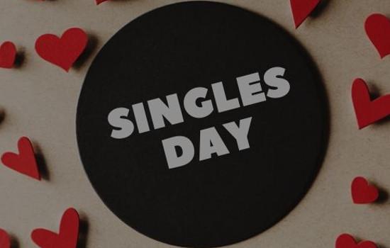 Singles Day og Singles Weekend 2019 – Gode tilbud og salg når du handler online.