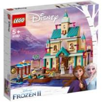 Lego  Arendelle-slottets landsby
