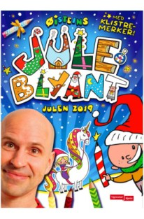 Øisteins juleblyant. Julen 2019.