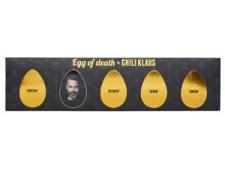 Chili Klaus Egg of Death-påskeegg