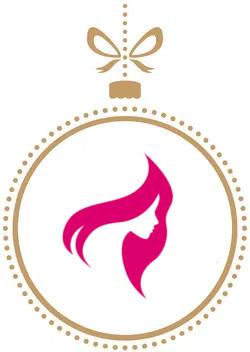 BliVakker Logo Julekule