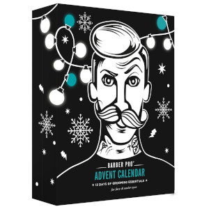 BARBER PRO 12 Days of Grooming Essentials