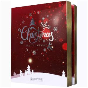 Depend Christmas Beauty Calendar