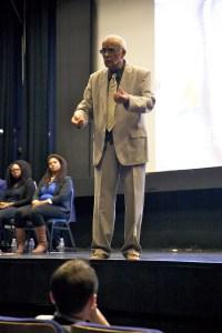 Karl Johnson prêche un message convaincant