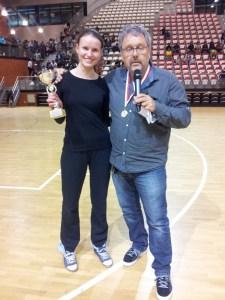 1e prijs volley poule B Gorinchem