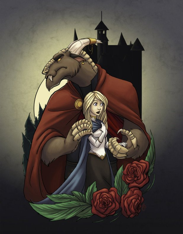 beauty_and_the_beast_by_wallabri-d3gk6v7