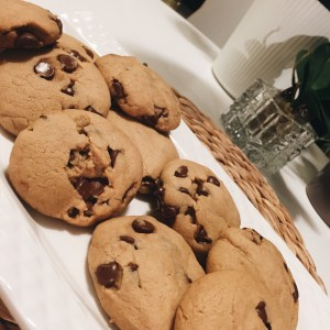 Cookies Vegano de Chocolate