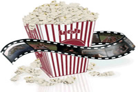 Kokice u bioskopu