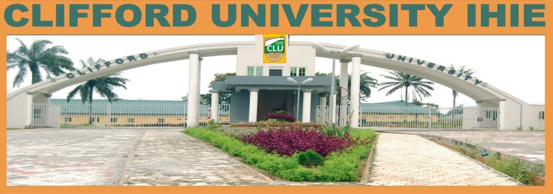 Degree Programmes offered in Clifford University