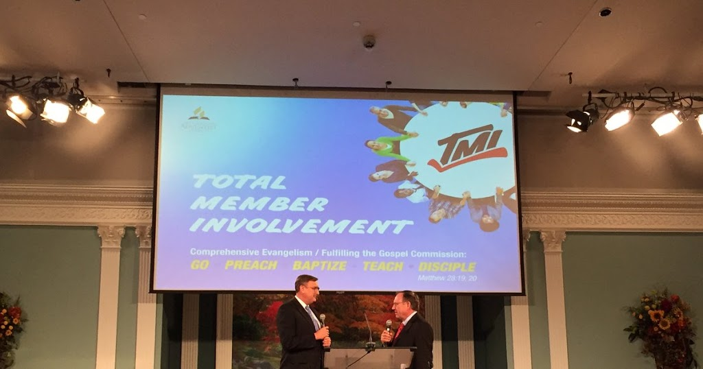 What is Total Member Involvement, and how should it be done?