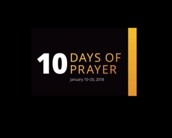 Seventh Day Adventist Church Calendar for 2018 (Details)