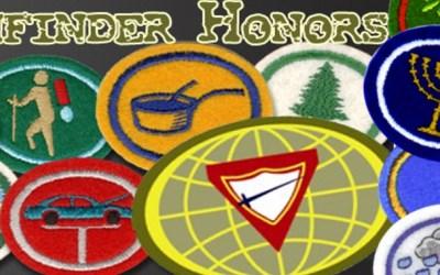 Pathfinder Honour: Arts Crafts & Hobbies (F-L)
