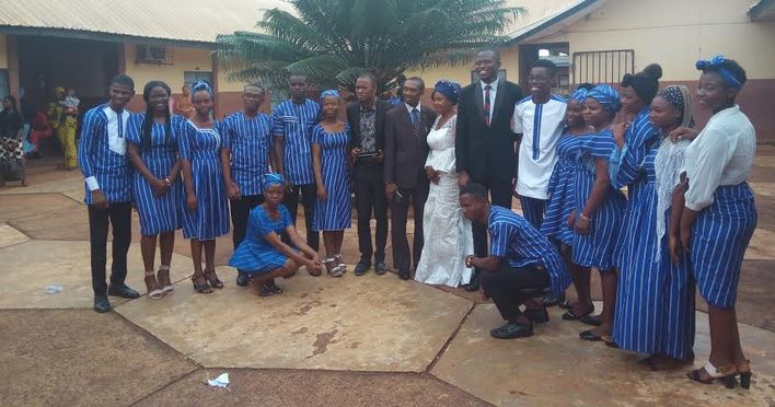 Photos: Adventist Student Fellowship, UNN Chapter Final Year Sendoff