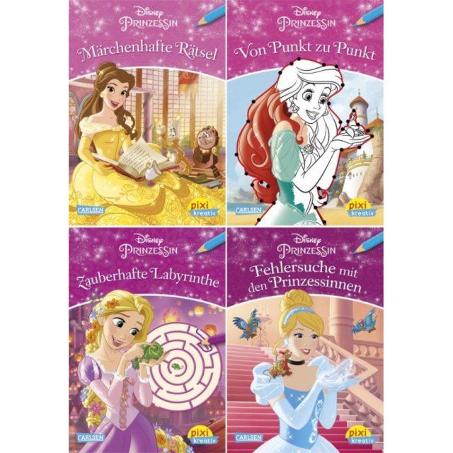 Prinzessin Adventskalender selber befüllen  Adventman