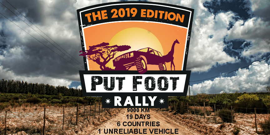Put Foot Rally