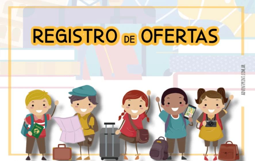 REGISTRO DE OFRENDAS