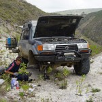 Driving Anywhere And Fixing Anything In A Sweet 95 Land Cruiser